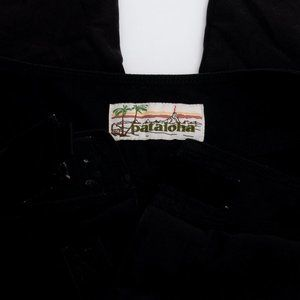 Patagonia Pataloha Black Capri Pants Size 4